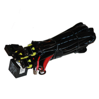Reläkabelsats för 3 ballaster 12V