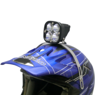 Squadron Pro, LED Helmet Light 42W